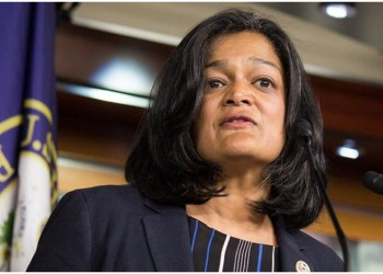The Democratic Congresswoman from Washington State, Jayapal is the first-ever and the only Indian-American to be elected to the US House of Representatives.