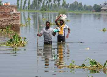 Punjab Chief Minister Amarinder Singh asked the Water Resources Department to work out a joint action plan with the Army to strengthen the embankment at the village on the Indo-Pak border.