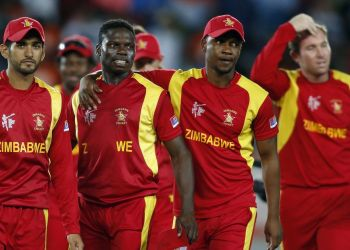 The International Cricket Council (ICC) suspended Zimbabwe in July over a failure to keep the sport free from government interference, putting the country's participation in multi-nation events in doubt.