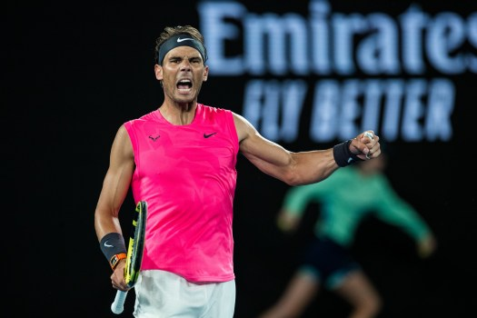 Australian Open: Ruthless Nadal crushes Busta to reach ...