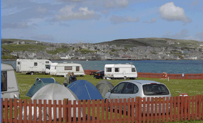 Point of Ness Campsite