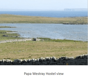 Beltane House Hostel, Papa Westray
