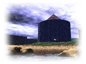 3d Broch Reconstruction by Sigurd Towrie