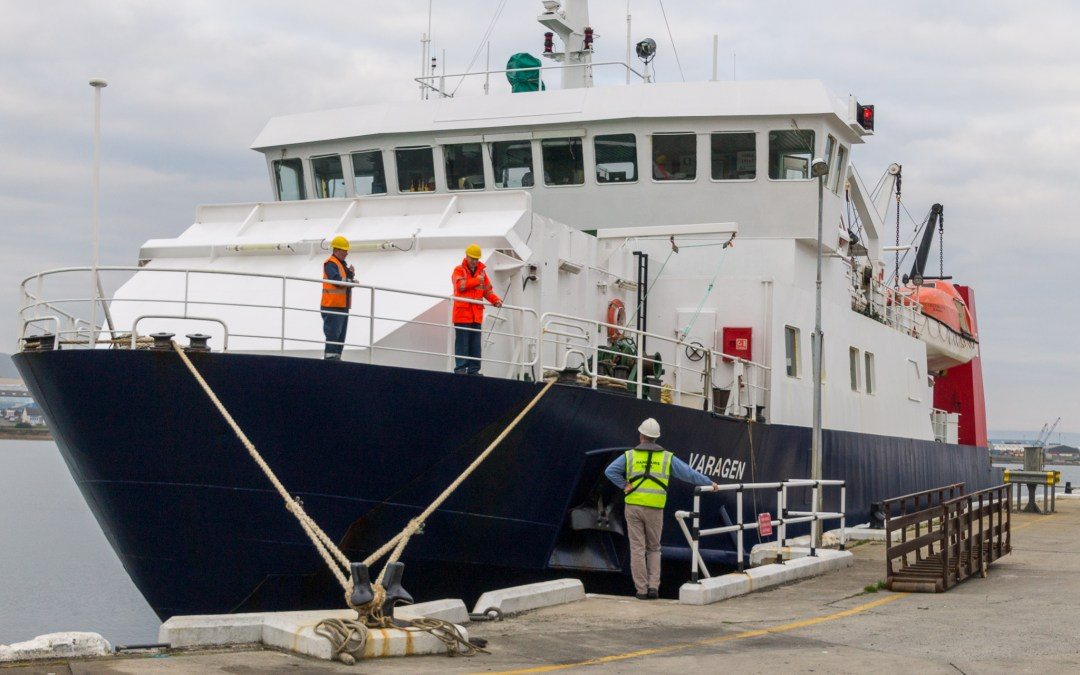 Orkney Ferries Fleet needs to be replaced