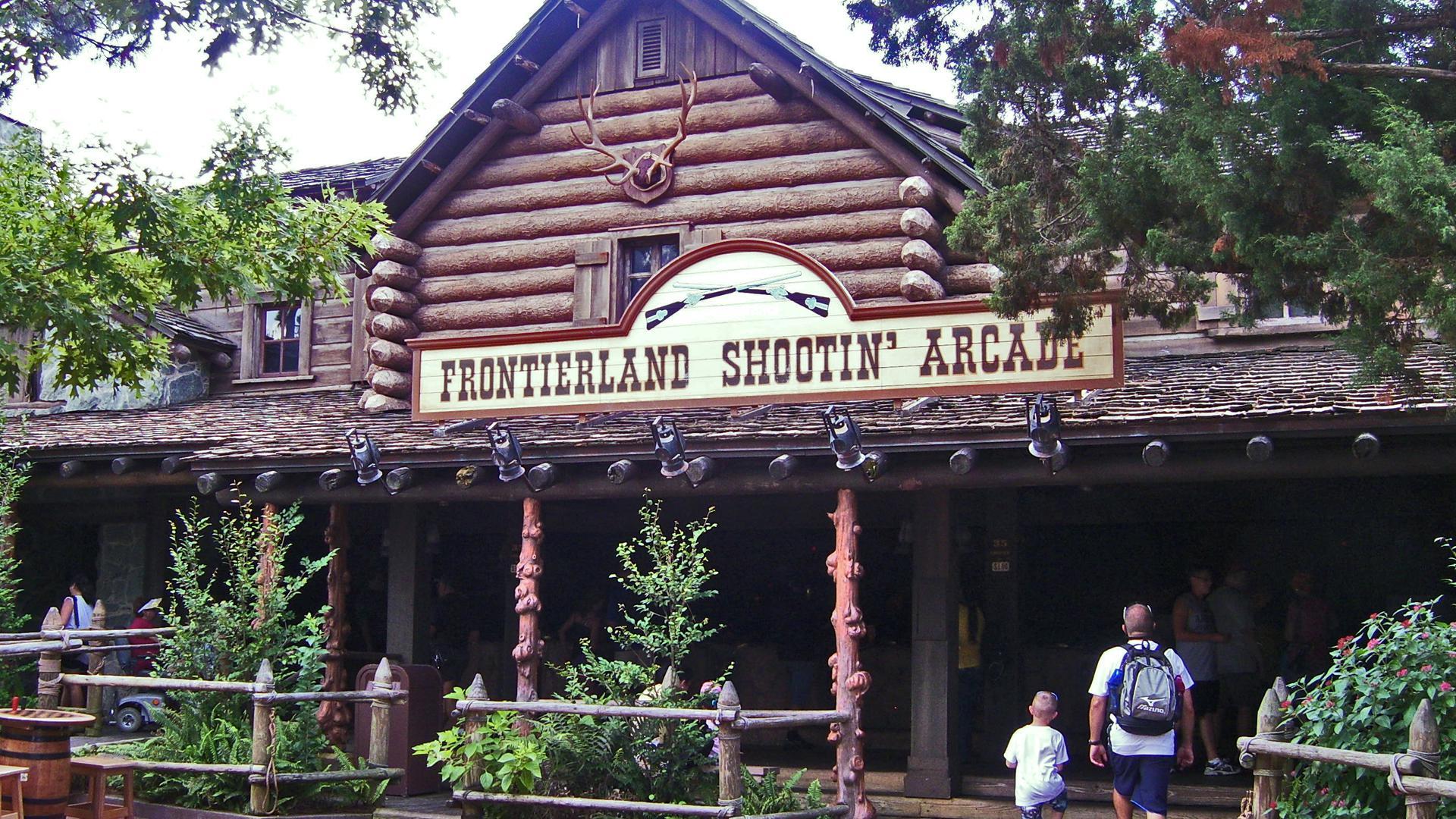Universal Animal Wallpaper Frontierland Shootin Arcade Orlando Tickets Hotels