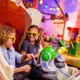 Toy Story Midway Mania Debuts At Disney S Hollywood