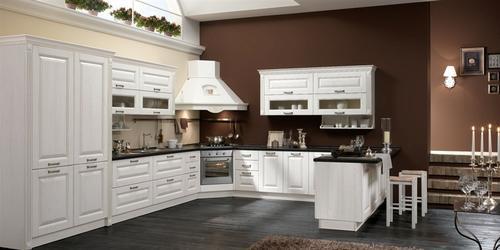 cucine moderne  laccate  lucide  opache  laminato
