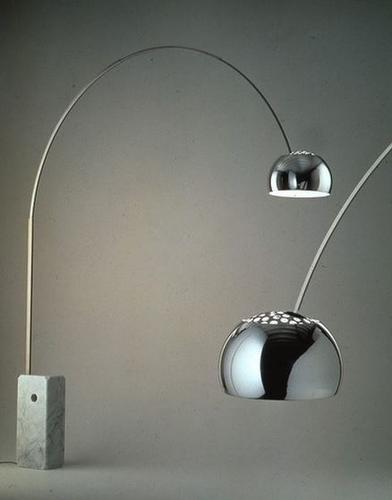 lampade in stile  moderne  classiche  vetro  artemide e simili  originali  Kartell mod arco