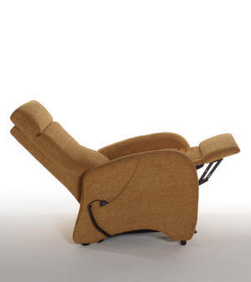 poltrone e sofa poltrona relax prezzi lovesac bed - imbottite in pelle tessuto rosso ...
