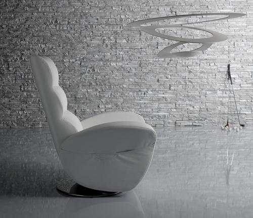 poltrone e sofa poltrona relax prezzi sofas y sillones co - imbottite in pelle tessuto rosso ...