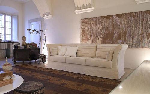 divani e salotti classici  imbottiti  Doimo  Piombini  in legno  in pelle  in tessuto