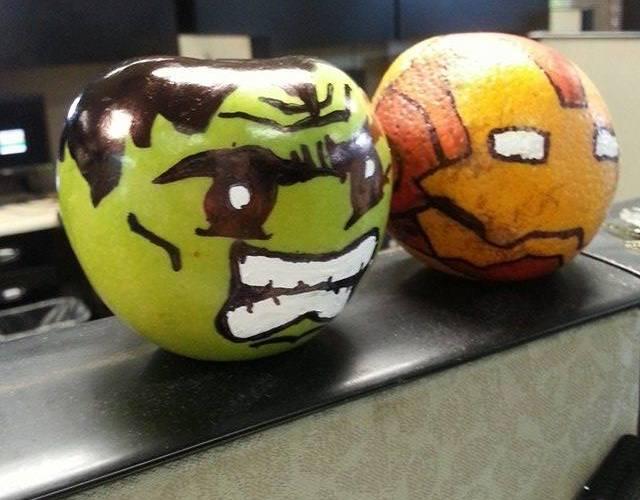 Incredible Hulk & Iron Man