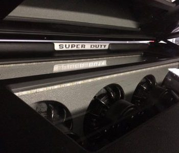 custom subwoofers ford truck