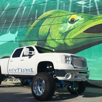 Lifted custom truck orlando