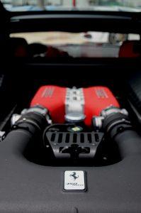 exotics car engine
