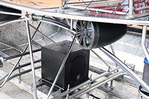 custom speakers waterproof