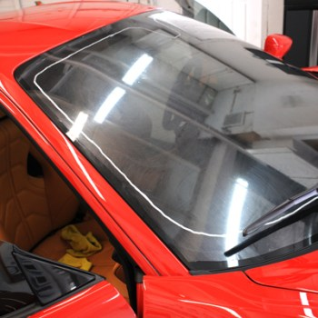 Exotic Car Window Tinting Orlando