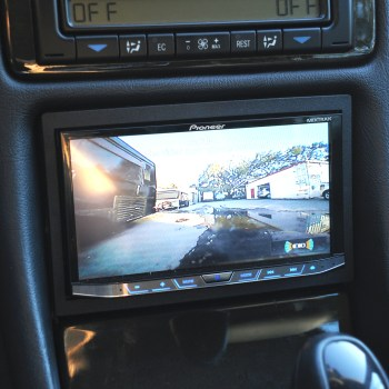 Pioneer NEX Multimedia Screen