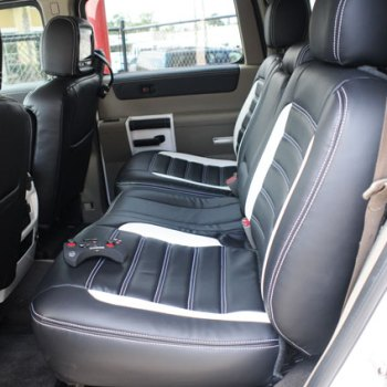 custom hummer seats gaming system