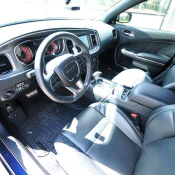 Dodge Hellcat SRT Charger Interior