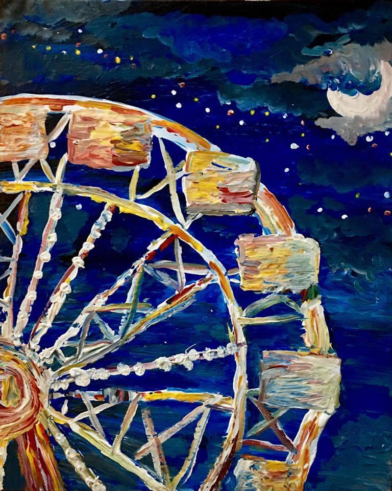 Painting Twist Date Night