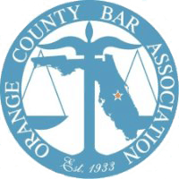 Orange County Bar Logo - Home