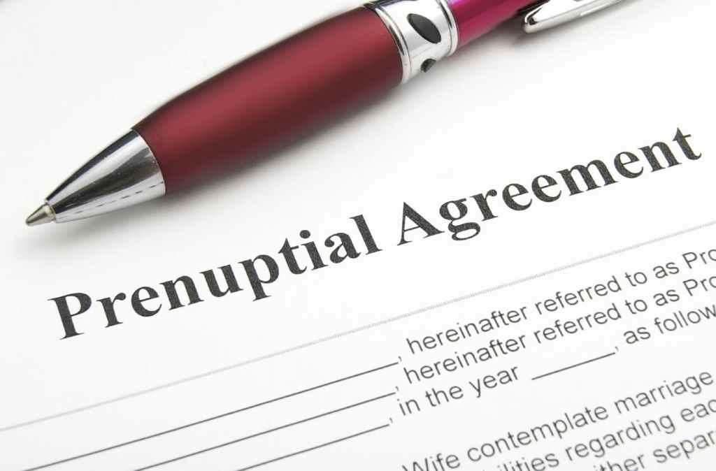 Prenuptial Agreement 1024x674 - Prenuptial Agreement