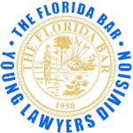 Florida Young Lawyers Logo 150px 1 - Mediation