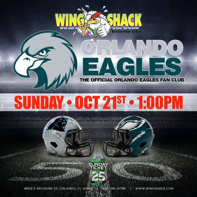 Eagles vs Panthers