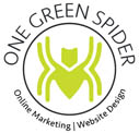 OneGreenSpider.com Website Design Orlando