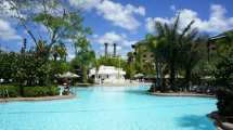 Loews Royal Pacific Resort Pool Area