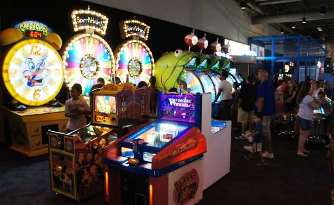 Dave Buster S Orlando On International Drive Review