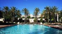 Loews Portofino Bay Hotel Mandara Spa Pool Areas