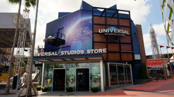 Universal Studios Store City Walk Orlando