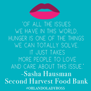 Feed Hope Now With Second Harvest Food Bankepisode 36 Orlando