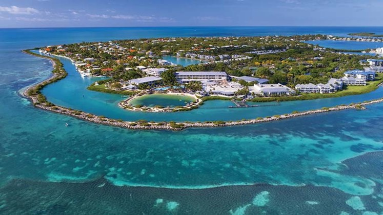 Aerial Island 0