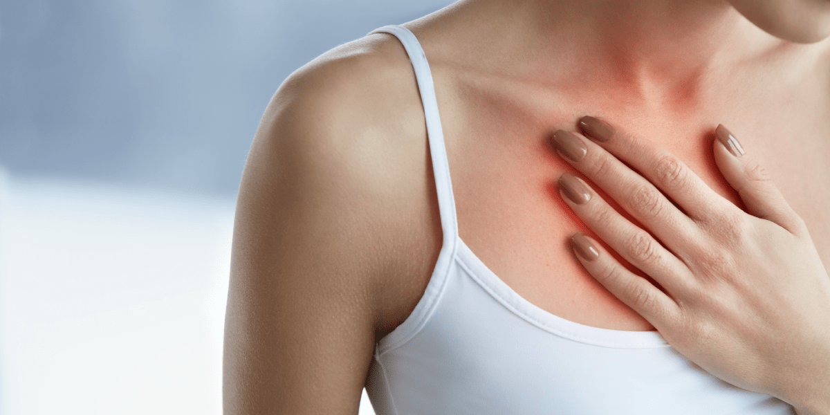 Chest Pain in Alcohol Withdrawal   Orlando Recovery Center