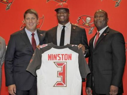 Image result for jameis winston drafted