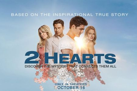 """2 Hearts"" Actor Adan Canto Says Film Emphasizes 'the Value of Life' and 'Importance of Family'"