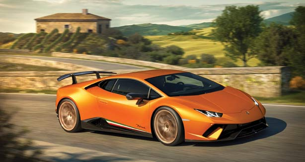 U201cThe Huracán Performante Is The Convergence Of Technological Developments  To Produce A Car Delivering Perfect Performance,u201d Says Automobili  Lamborghini ...