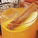 Apple Cider Old Fashioned | A new spin on an old classic.