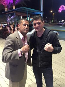 UFC Superstar Nick Diaz