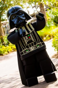 WINTER HAVEN, Fla. (Feb. 21, 2015) -- The Force grew stronger at LEGOLANDÆ Florida Resort on the first day of the new LEGOÆ Club Weekend featuring LEGOÆ Star Warsô Miniland Model Display. The event, which continues tomorrow, attracted fans of all ages dressed as their favorite LEGOÆ Star Warsô characters, and the best of the bunch were awarded LEGOÆ Star Warsô prizes.  (Photo by Chip Litherland for LEGOLAND Florida Resort/Merlin Entertainments Group)