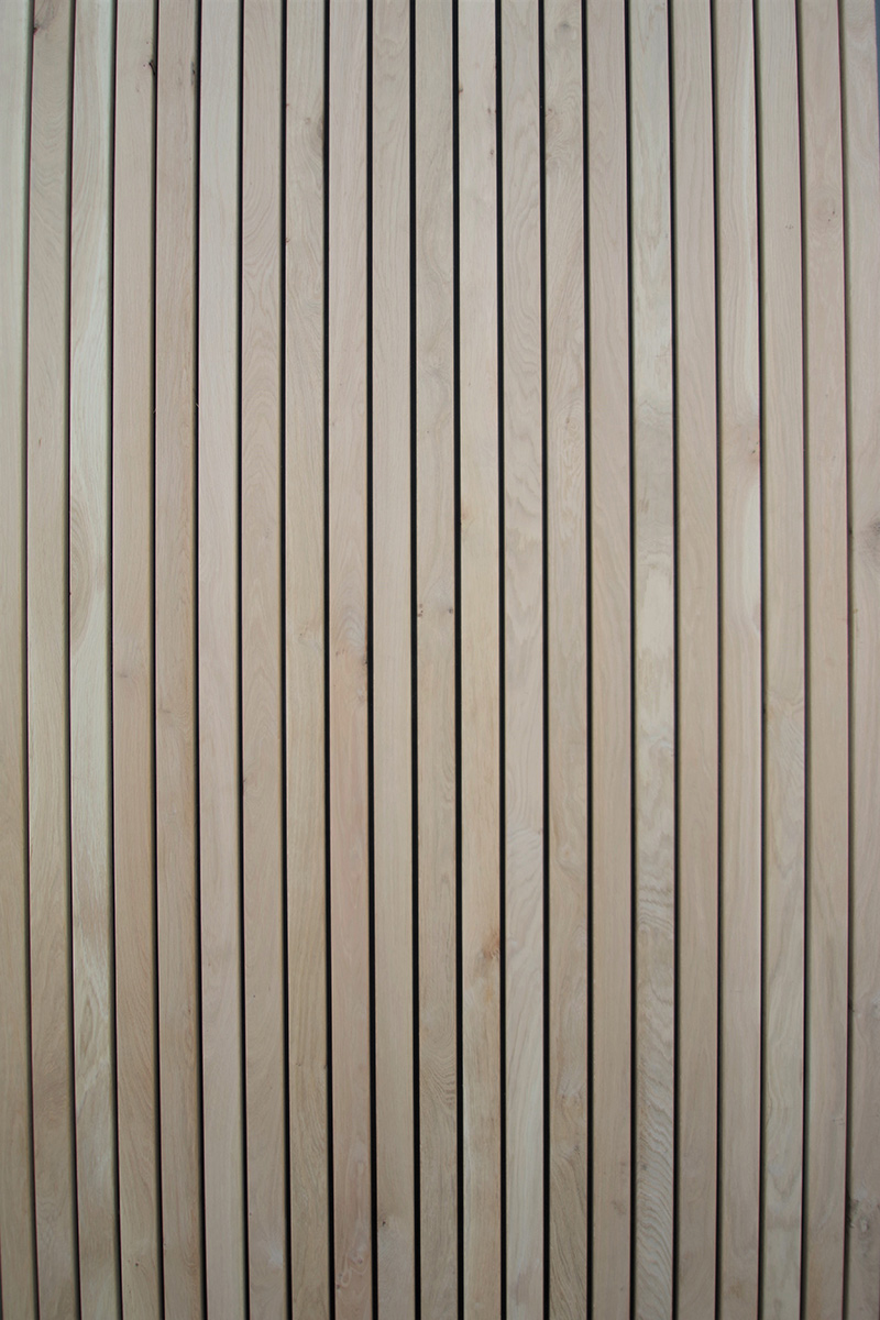 Cladding Orlestone Oak Timber
