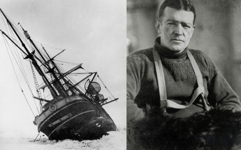 Otimismo - Ernest Shackleton