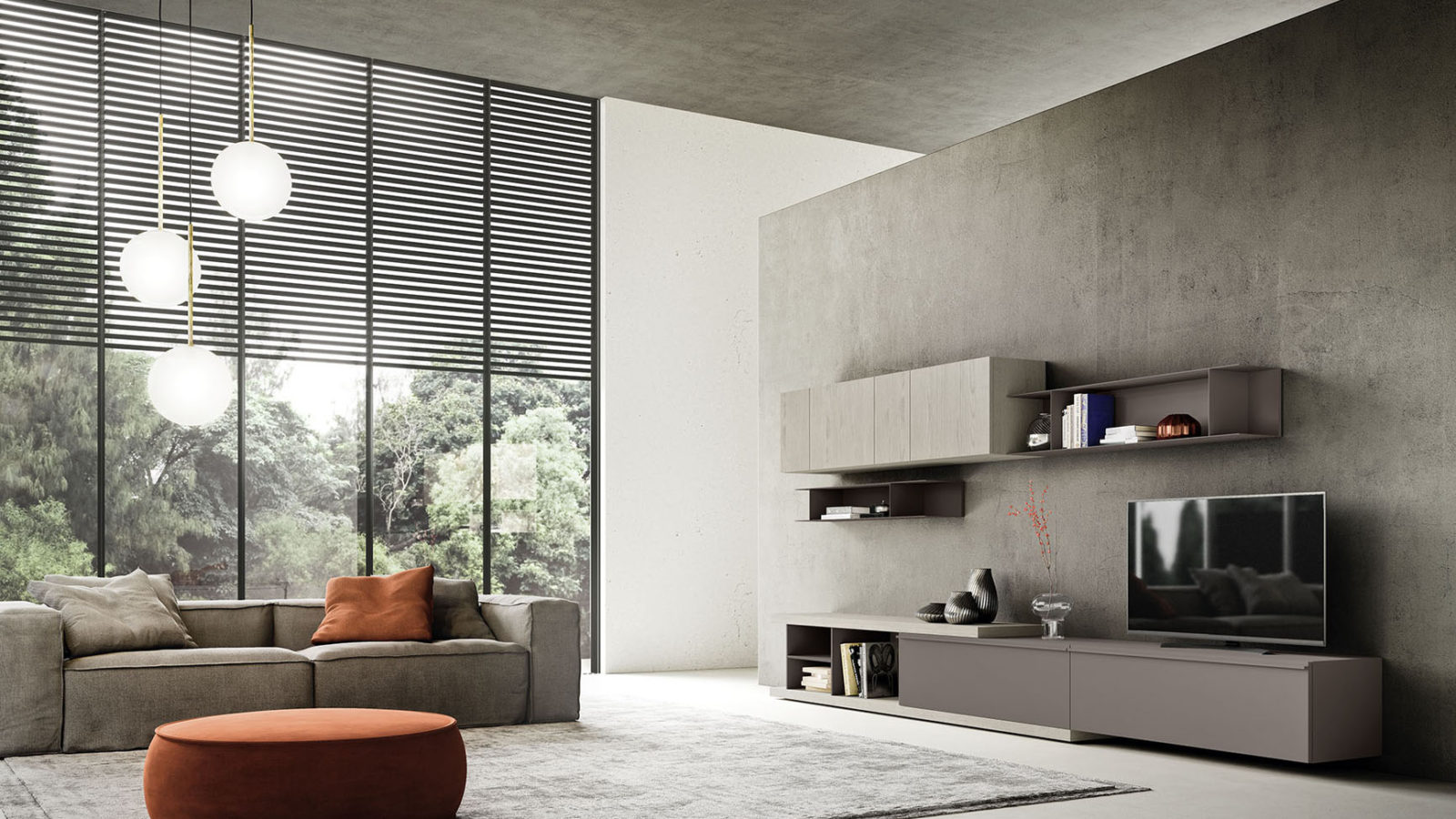 light furniture for living room barcelona chair design the and bedroom spaces orme wardrobe collection