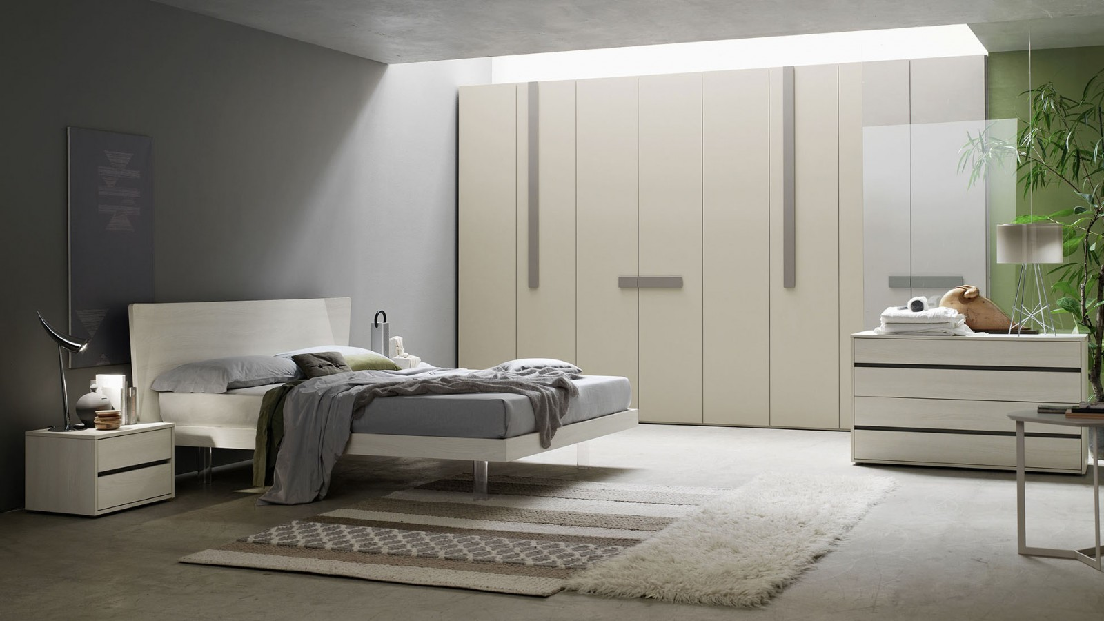 Skadi  Wooden beds Night collection  Orme
