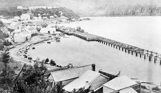 Image result for strahan tasmania history