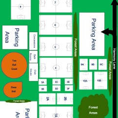 Ncaa Soccer Field Diagram 2004 Impala Exhaust System Map