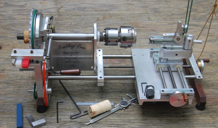 Lathe Ideas Metal